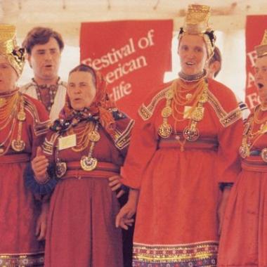 Folklife Festival performers