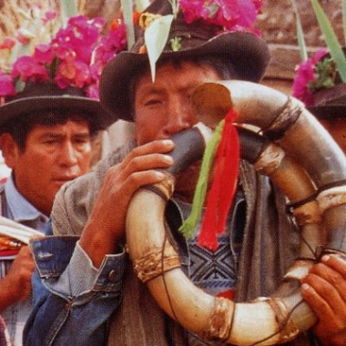 Peruvian musicians
