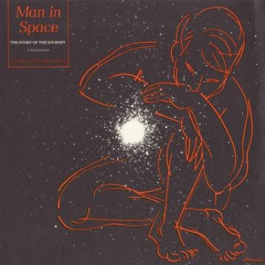 Man in Space: The Story of the Journey - A Documentary, Various Artists, copyright 2004 Smithsonian Folkways Recordings / 1964 Folkways Records