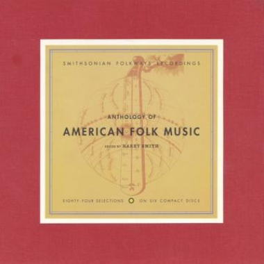Album art, Various Artists, Anthology of American Folk Music