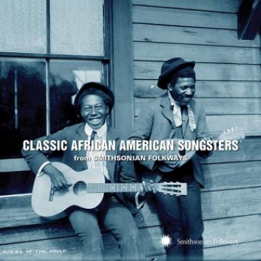 Album art, Various Artists, Classic African American Songsters from Smithsonian Folkways
