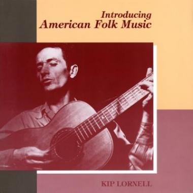 Album art, Various Artists, Introducing American Folk Music