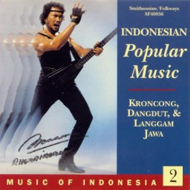 Album art, Music of Indonesia, Vol. 2, Various Artists, 1991 Smithsonian Folkways Recordings