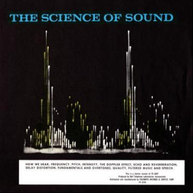 Album art, The Science of Sound, Various Artists, 1990 Smithsonian Folkways Recordings