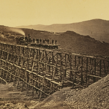 Trestlework Utah