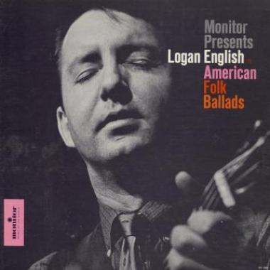 Album Art, Logan English, American Folk Ballads