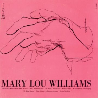 Album art, Mary Lou Williams, Mary Lou Williams, 2004 Smithsonian Folkways Recordings / 1964 Folkways Records
