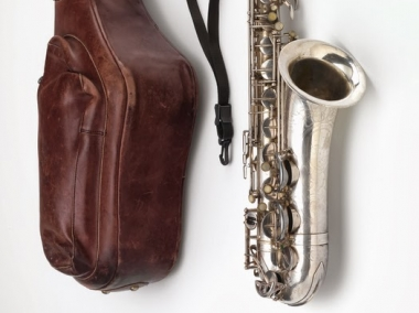 "Jim Pepper's Selmer ""Balanced Action"" Saxophone.  26/6293"