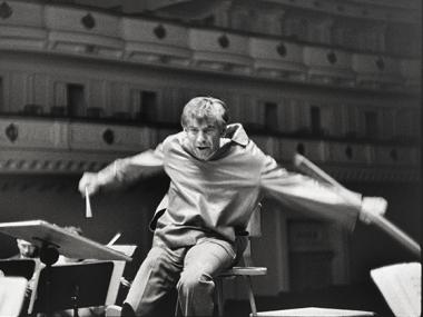 Leonard Bernstein, Carnegie Hall