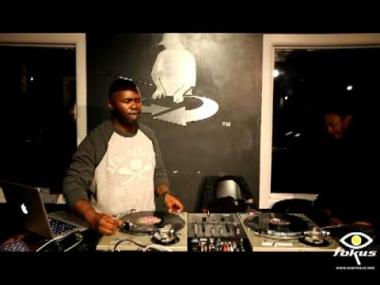 GrandWizzard Theodore Demonstrating Needle Dropping @ FOKUS' Pillars of Hip Hop
