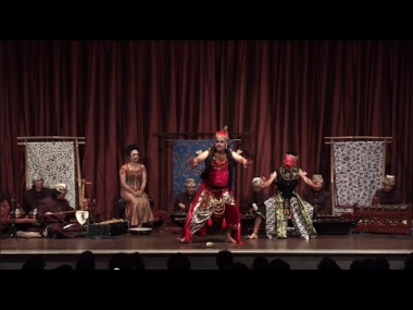 Dance from West Java