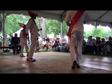Tutuma: Afro-Peruvian Zapateo Dance