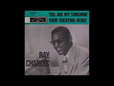 """Letter from Jimmy Davis about Ray Charles' """"You Are My Sunshine"""""""