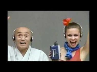 Nippon Retro | Iconic Sony Walkman in 1979 TV ad