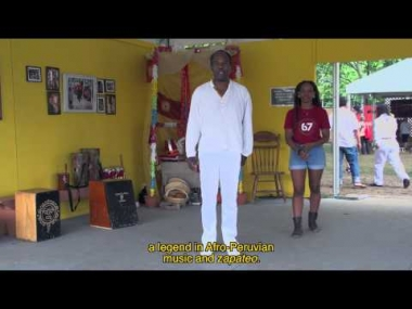 The Basics: Zapateo del Carmen-Chincha