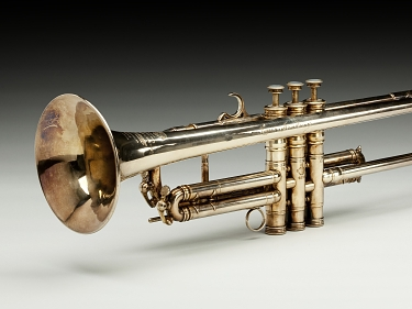 Trumpet owned by Louis Armstrong