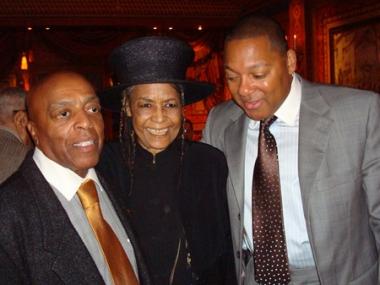 Abbey Lincoln, Roy Haynes, Wynton Marsalis