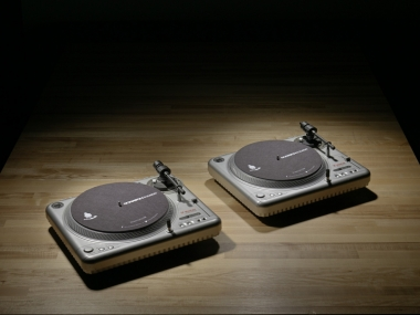 Grand Wizzard Theodore's Turntables