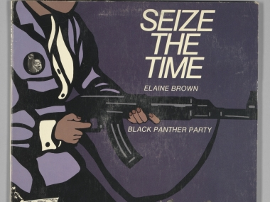 Album cover Seize the Time