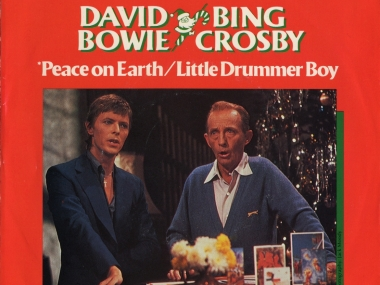 Crosby-Bowie Christmas Single