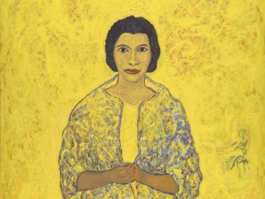 Marian Anderson VMFA Portrait