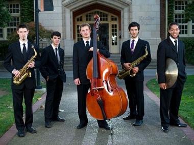 Brubeck Institute's Jazz Quintet, 2013