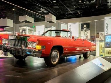 Chuck Berry's Cadillac, NMAAHC