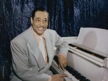 Duke Ellington, Scurlock Photographic Collection, National Museum of American History