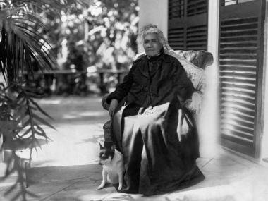 Queen Liliʻuokalani