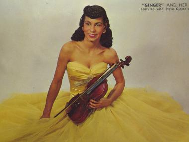 Ginger Smock and Her Violin