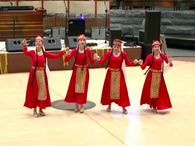 Arev Armenian Dance Ensemble, Out of Many: A Winter Multicultural Festival