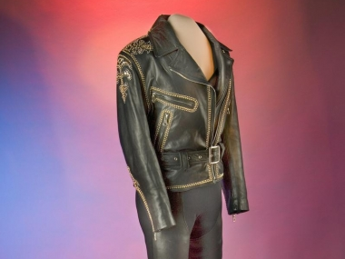 Selena's Leather Outfit, NMAH
