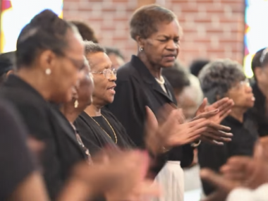 Singing and Praying Bands of Maryland, video still
