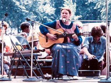 Jean Ritchie, 1972