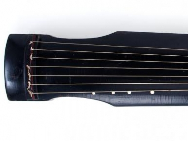 Seven-stringed zither (qin), named Spring Breeze, 1368-1644, Freer Gallery of Art and Arthur M. Sackler Gallery, Gift of Dr. Shing Yiu Yip
