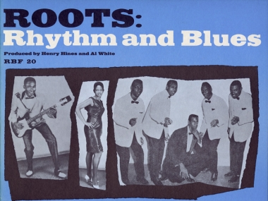 """""""Roots: Rhythm and Blues"""" album cover"""