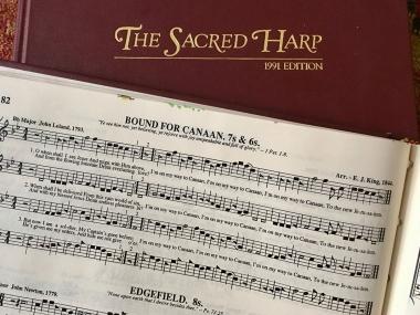 Sacred Harp cover