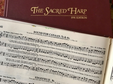 Sacred Harp cover