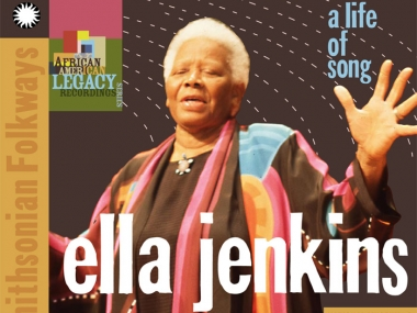 A Life of Song from Ella Jenkins