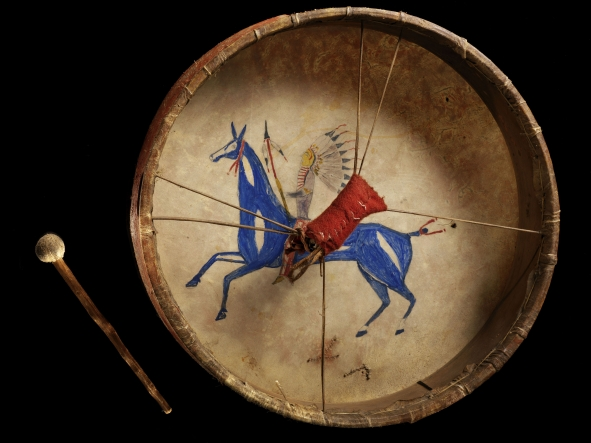 Lakota drum