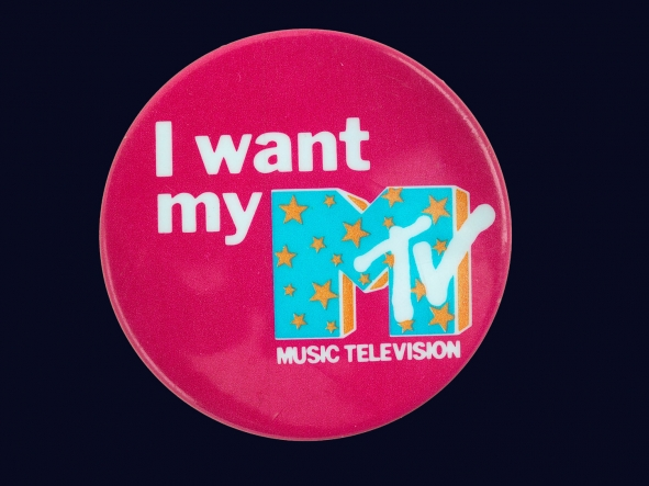 MTV button